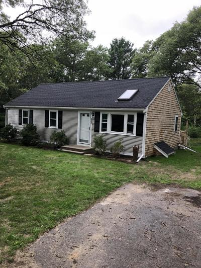 Mashpee Single Family Home Active W/Contingency: 117 Sunset Strip