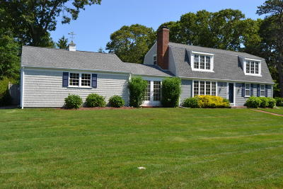 Barnstable Single Family Home For Sale: 44 Wianno Circle