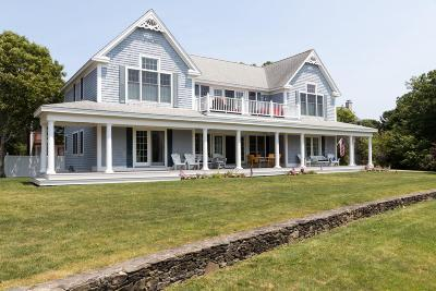 Yarmouth Single Family Home For Sale: 42 Lewis Bay Boulevard