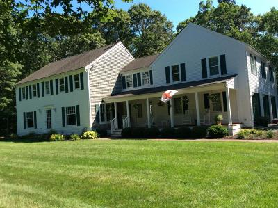 Sandwich Single Family Home For Sale: 125 Service Road