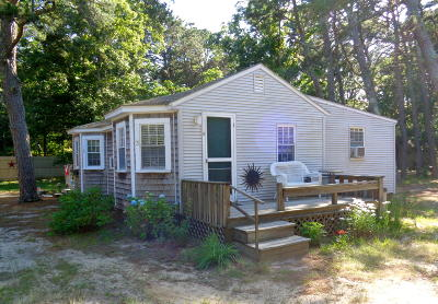 Wellfleet Condo/Townhouse For Sale: 633 Us-6 #3