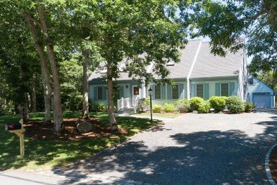 Brewster Single Family Home For Sale: 31 Greenland Pond Road