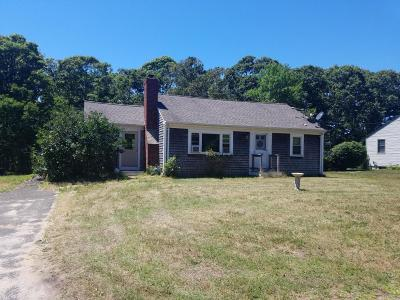 Harwich Single Family Home For Sale: 4 Wayside Drive