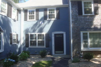 Yarmouth Condo/Townhouse For Sale: 248 Camp Street #J4