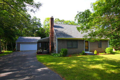 Barnstable Single Family Home For Sale: 2033 Main Street