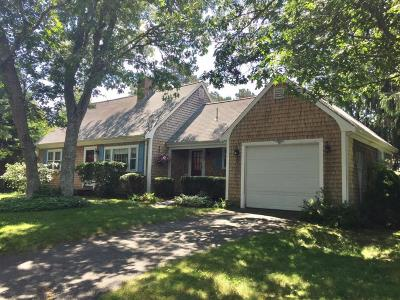 Harwich Single Family Home Active W/Contingency: 54 Cornerwood Drive