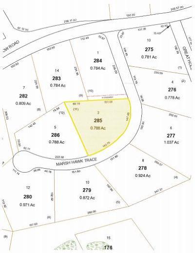 Truro Residential Lots & Land For Sale: 3 Marsh Hawk