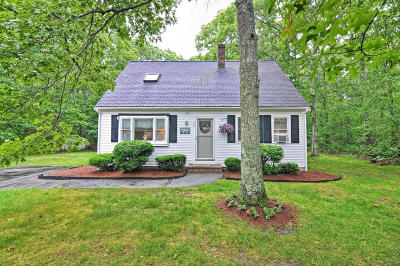 Sandwich Single Family Home For Sale: 33 Nauset Street