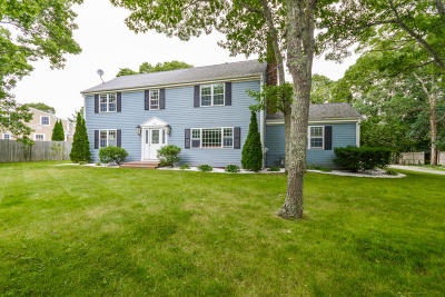 Barnstable Single Family Home Active W/Contingency: 50 Blackberry Lane