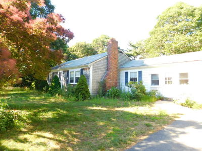 Yarmouth Single Family Home Active W/Contingency: 26 Beverly Road
