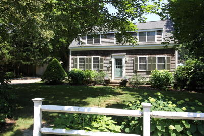 Harwich MA Single Family Home For Sale: $949,000