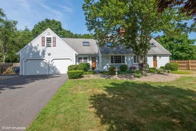 Falmouth Single Family Home For Sale: 23 Carol Avenue