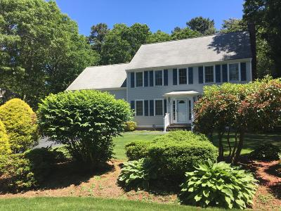 Mashpee Single Family Home For Sale: 20 Starboard Drive
