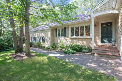 Barnstable Single Family Home Active W/Contingency: 190 Lake Shore Drive
