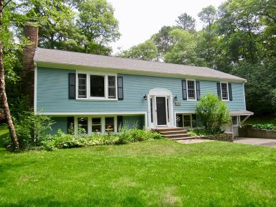 Barnstable Single Family Home For Sale: 802 Shootflying Hill Road