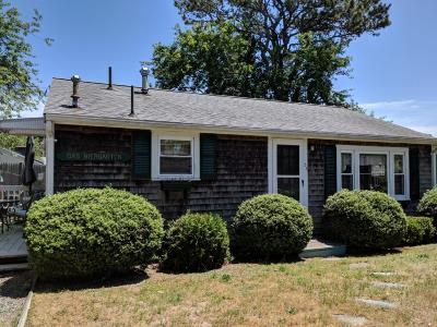 Dennis Single Family Home For Sale: 38 Wixon Road