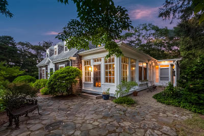 Brewster Single Family Home For Sale: 289 Harwich Road
