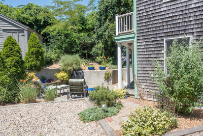 Provincetown Condo/Townhouse Active W/Contingency: 22 Conwell Street #UC