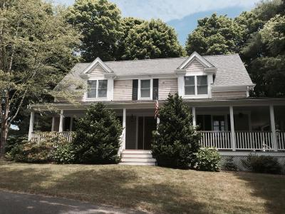 Falmouth Single Family Home For Sale: 41 Metoxit Road