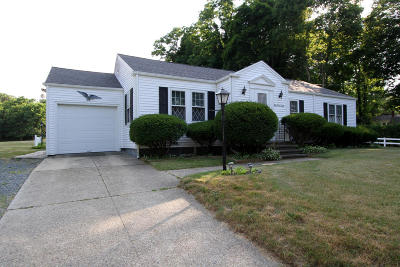 Bourne Single Family Home For Sale: 998 Sandwich Road