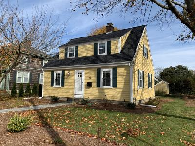 Barnstable Single Family Home For Sale: 74 Chase Street