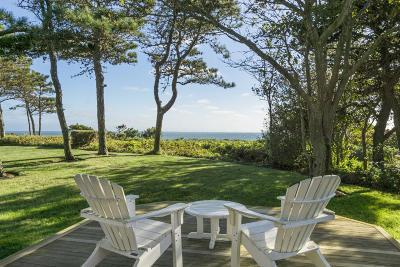 Mashpee Single Family Home For Sale: 118 Shore Drive West