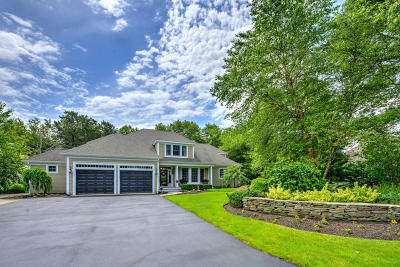 Sandwich Single Family Home For Sale: 4 Indian Summer Lane