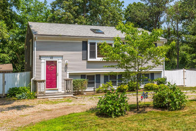 Barnstable Single Family Home For Sale: 48 Lakeside Drive