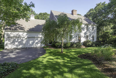 Sandwich Single Family Home For Sale: 4 Harpers Hollow