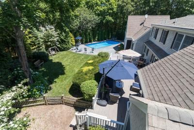Barnstable Single Family Home Active W/Contingency: 318 Tower Hill Road