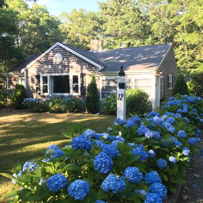 Brewster MA Single Family Home For Sale: $395,000
