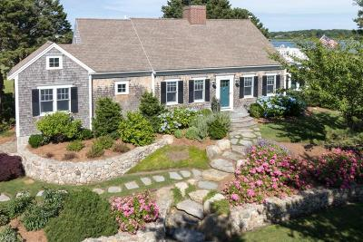 Chatham MA Single Family Home For Sale: $2,695,000