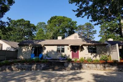 Mashpee Single Family Home For Sale: 12 Brassie Way