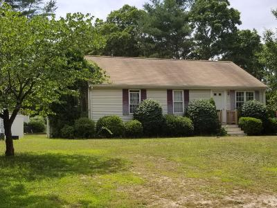 Plymouth MA Single Family Home For Sale: $344,000
