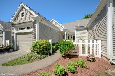 Bourne Condo/Townhouse Active W/Contingency: 12 Turnberry Road #130
