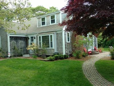 Harwich Single Family Home For Sale: 26 Beach Road