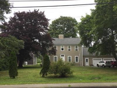 Sandwich Multi Family Home For Sale: 123 Route 130