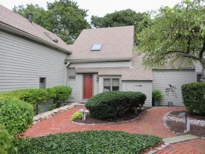 Mashpee Condo/Townhouse For Sale: 22 Mid Iron Way #7510