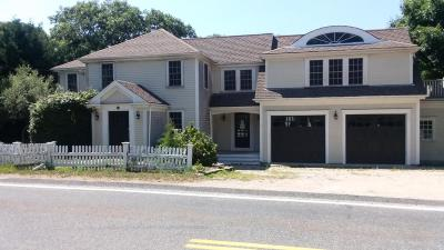 Barnstable Single Family Home For Sale: 99 Swift Avenue