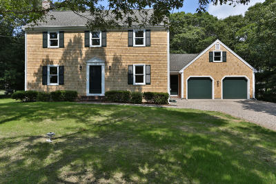 Falmouth Single Family Home For Sale: 19 Rivers Edge Road