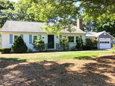 Yarmouth MA Single Family Home Active W/Contingency: $349,900