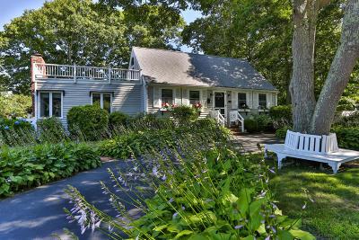 Falmouth MA Single Family Home For Sale: $529,000