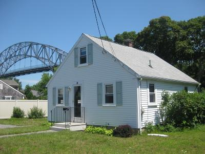 Bourne Single Family Home For Sale: 10 Winslow Street