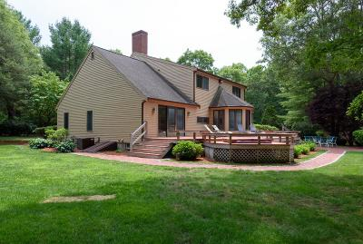Barnstable Single Family Home For Sale: 60 Smoke Valley Road