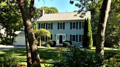 Falmouth Single Family Home For Sale: 21 Sandcastle Drive