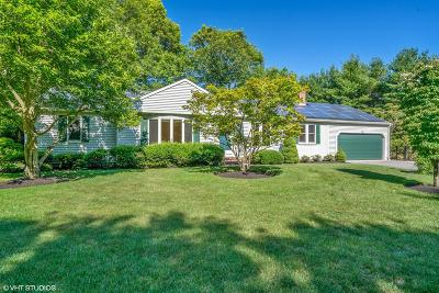 Barnstable Single Family Home For Sale: 172 Nye Road