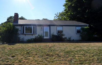 Barnstable Single Family Home For Sale: 37 Megan Road