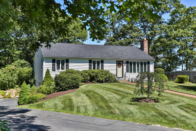 Bourne Single Family Home For Sale: 11 Woodland Road