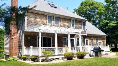 Bourne Single Family Home For Sale: 7 Penelope Road