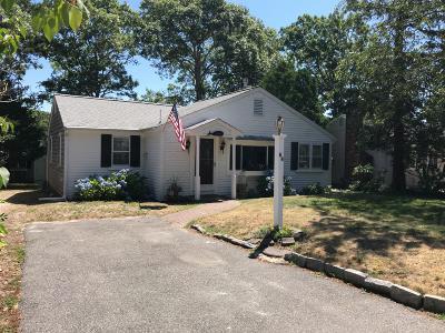 Yarmouth MA Single Family Home For Sale: $355,250